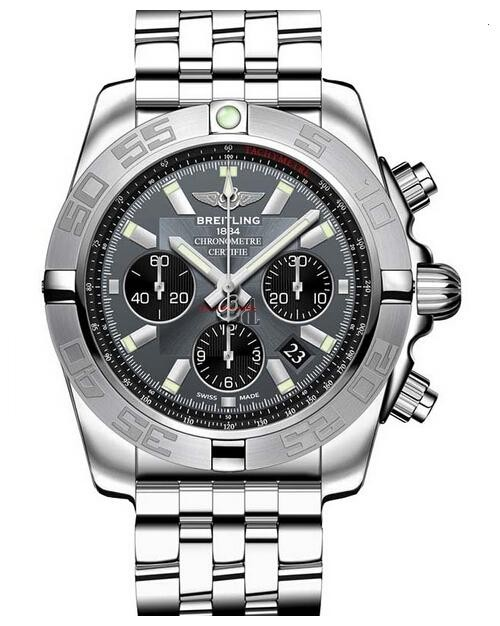 Breitling Chronomat 44 Steel Watch AB011011/F546-375A  replica.