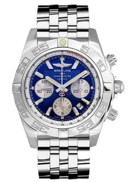 Breitling Chronomat 44 Steel Watch AB011012/C788-375A  replica.