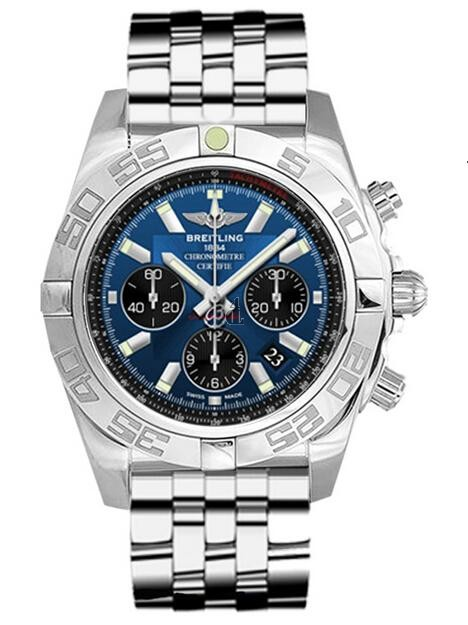 Breitling Chronomat 44 Steel Watch AB011012/C789-375A  replica.