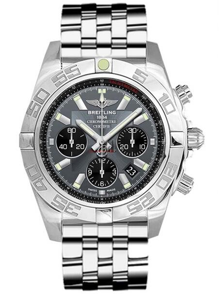 Breitling Chronomat 44 Steel Watch AB011012/F546-375A  replica.
