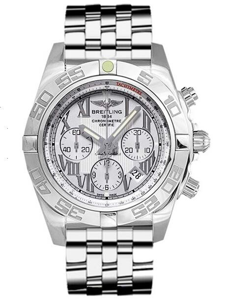 Breitling Chronomat 44 Steel Watch AB011012/G676-375A  replica.