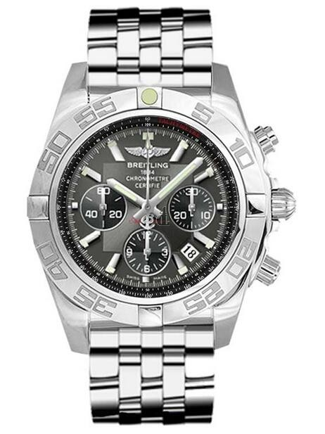 Breitling Chronomat 44 Steel Watch AB011012/M524-377A  replica.
