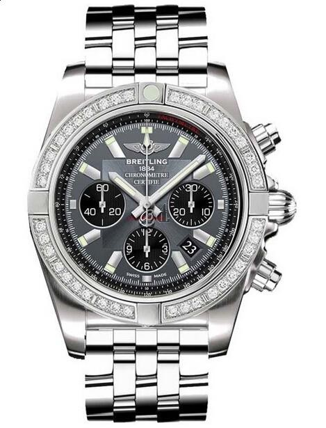 Breitling Chronomat 44 Steel Watch AB011053/F546  replica.