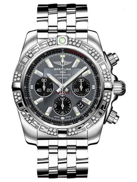 Breitling Chronomat 44 Steel Watch AB0110AA/F546-375A  replica.