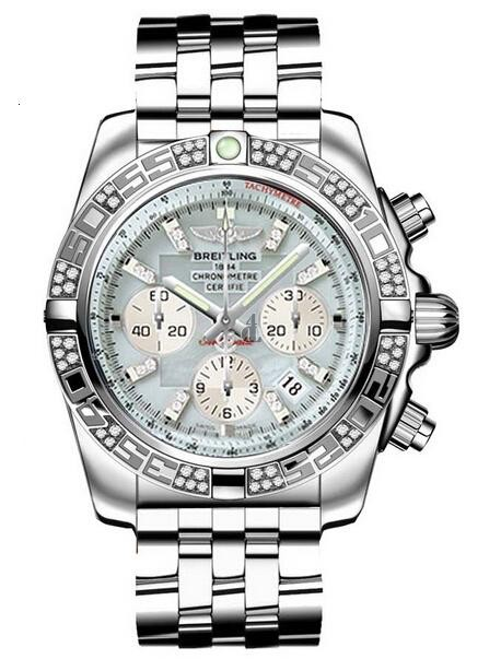 Breitling Chronomat 44 Steel Watch AB0110AA/G686-375A  replica.
