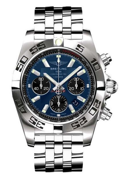 Breitling Chronomat 44 Flying Fish Watch AB011610/C789-377A  replica.