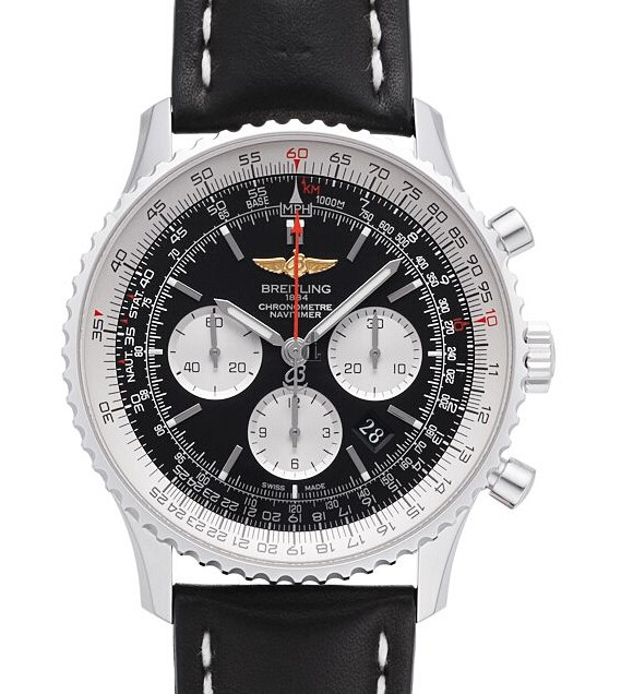 Breitling Navitimer 01 46mm Watch AB012721/BD09/441X/A20BA.1  replica.