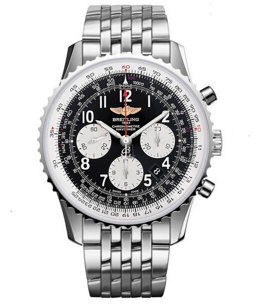 Breitling Navitimer 01 Steel Mens Watch AB012012/BB02/447A  replica.