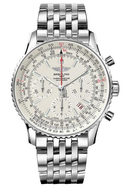 Breitling Navitimer 01 43mm Watch AB012312/G756 447A  replica.