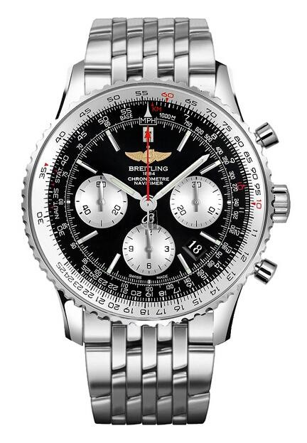 Breitling Navitimer 01 46mm Watch AB012721/BD09 443A  replica.