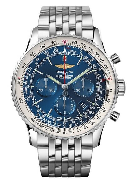 Breitling Navitimer 01 46mm Watch AB012721/C889 443A  replica.