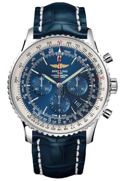 Breitling Navitimer 01 46mm Watch AB012721/C889 746P  replica.