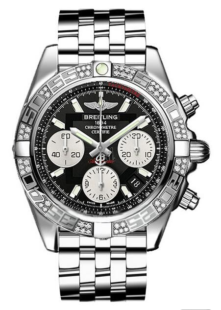 Breitling Chronomat 41 Automatic Watch AB0140AA/BA52-378A  replica.