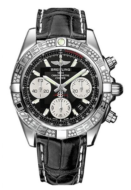 Breitling Chronomat 41 Automatic Watch AB0140AA/BA52-744P  replica.
