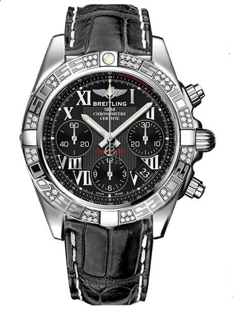 Breitling Chronomat 41 Automatic Chronograph AB0140AA/BC04  replica.