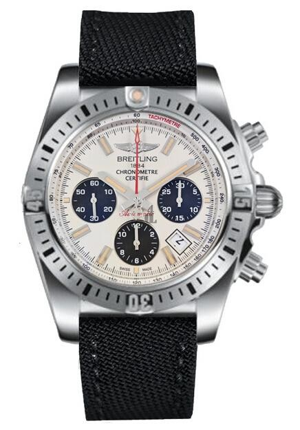 Breitling Chronomat 41 Airborne Watch AB01442J/G787-102W  replica.