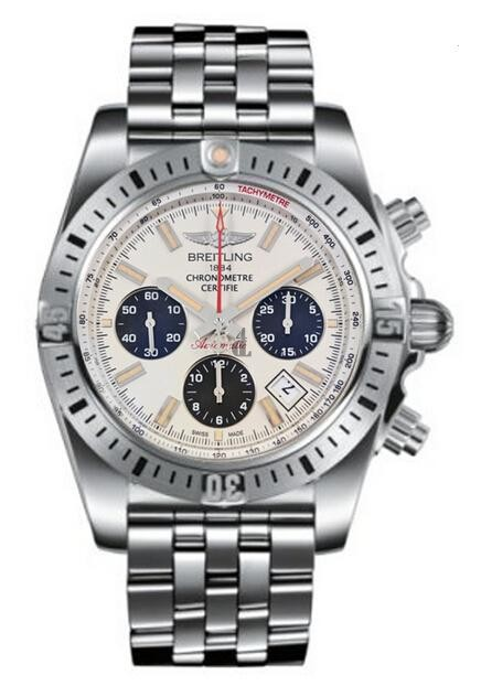 Breitling Chronomat 41 Airborne Watch AB01442J/G787-378A  replica.