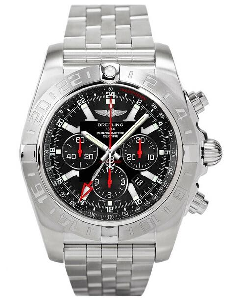 Breitling Chronomat GMT Watch AB041210/BB48-384A  replica.
