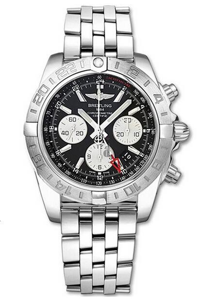 Breitling Chronomat 44 GMT Watch AB042011/BB56-375A  replica.