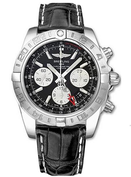 Breitling Chronomat 44 GMT Watch AB042011/BB56-744P  replica.