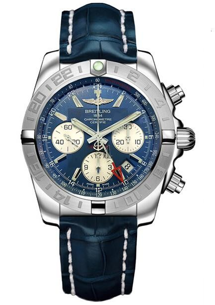 Breitling Chronomat 44 GMT Watch AB042011/C851-731P  replica.