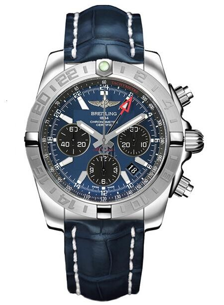 Breitling Chronomat 44 GMT Watch AB042011/C852-731P  replica.