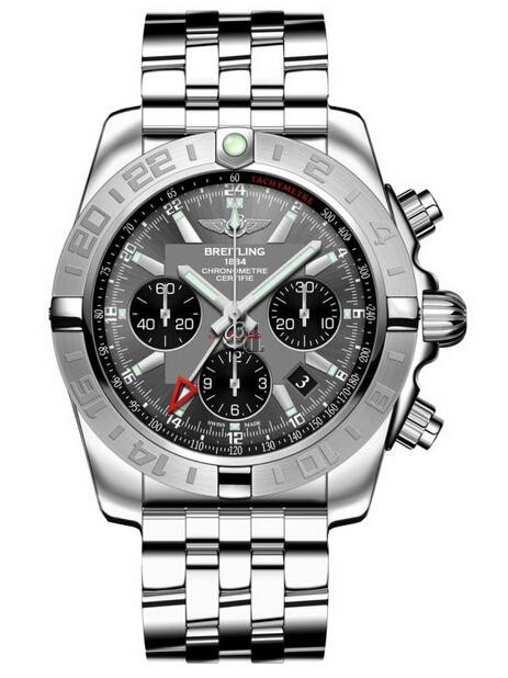 Breitling Chronomat 44 GMT Watch AB042011/F561-375A  replica.