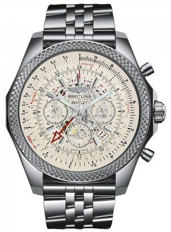 Breitling Bentley B04 GMT Stainless Steel AB043112/G774/990A