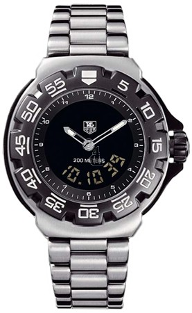 Replica Tag Heuer Formula 1 Chronograph Mens Watch CAC111D.BA0850