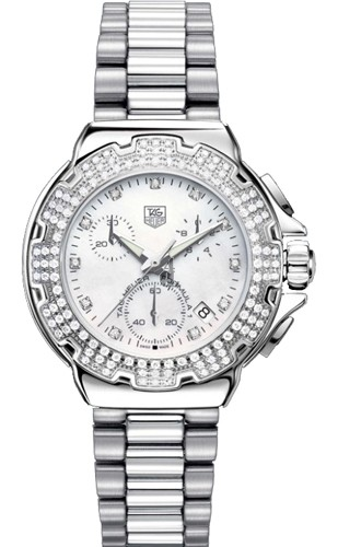 Replica Tag Heuer Formula 1 Diamonds Ladies Watch CAC1310.BA0852