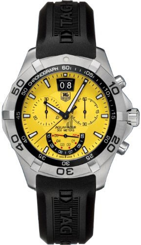 Replica Tag Heuer Aquaracer Chronograph Grand-Date Mens Watch CAF101D.FT8011