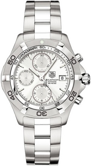 Replica Tag Heuer Aquaracer Automatic Chronograph Mens Watch CAF2111.BA0809