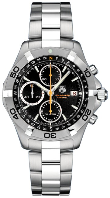Replica Tag Heuer Aquaracer Automatic Chronograph Mens Watch CAF2113.BA0809