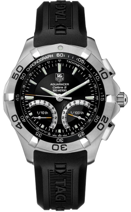 Replica Tag Heuer Aquaracer Calibre S Chronograph Mens Watch CAF7010.FT8011
