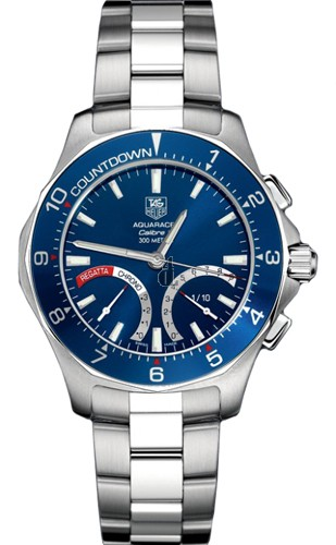 Replica Tag Heuer Aquaracer Calibre S Regatta Mens Watch CAF7110.BA0803