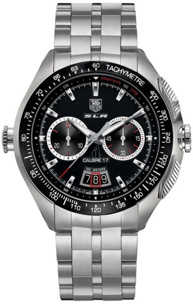 Replica Tag Heuer SLR chronograph calibre 17 mens watch CAG2010.BA0254