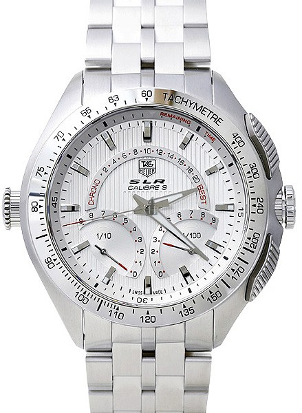 Replica Tag Heuer Mercedes Benz SLR Calibre S Men's Watch CAG7011.BA0254