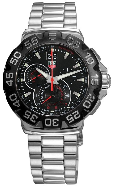 Replica Tag Heuer Formula 1 Grande Date Chronograph Mens Watch CAH1015.BA0855