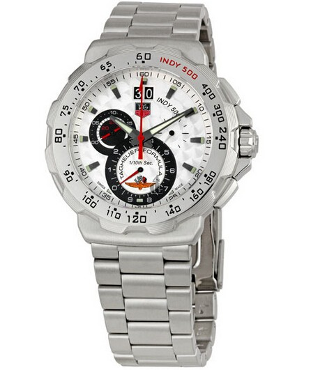 Replica Tag Heuer Formula 1 INDY 500 Quartz Chronograph Watch CAH101B.BA0860