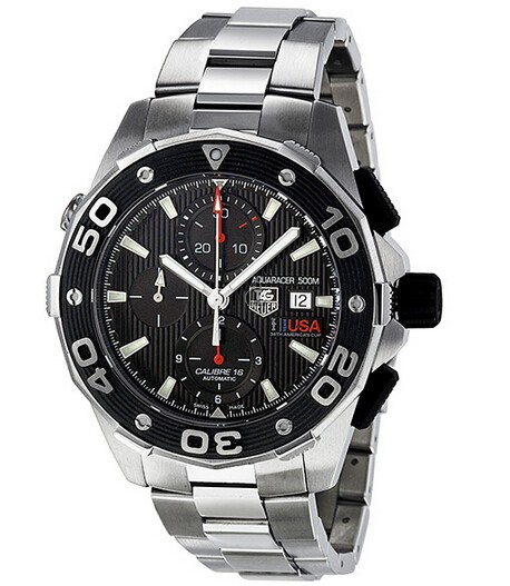 Replica TAG Heuer Aquaracer 500M Caliber 16 Automatic Men's Watch  CAJ2112.BA0872