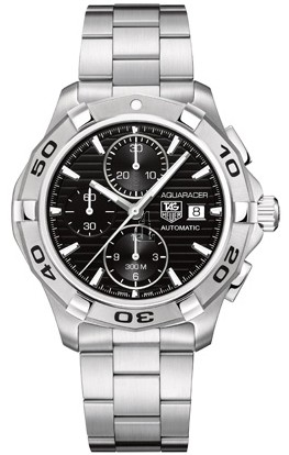 Replica Tag Heuer Aquaracer Calibre 16 Automatic Chronograph 42 mm CAP2110.BA0833