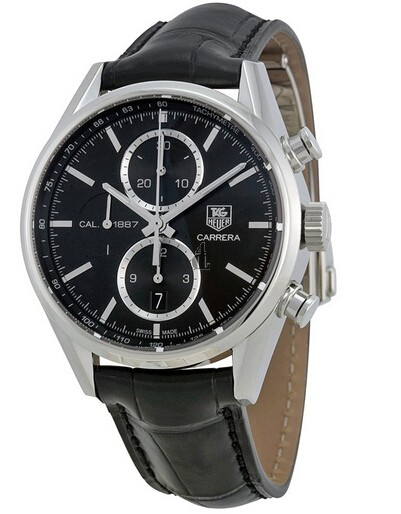 Replica Tag Heuer Carrera Chronograph Mens Watch CAR2110.FC6266