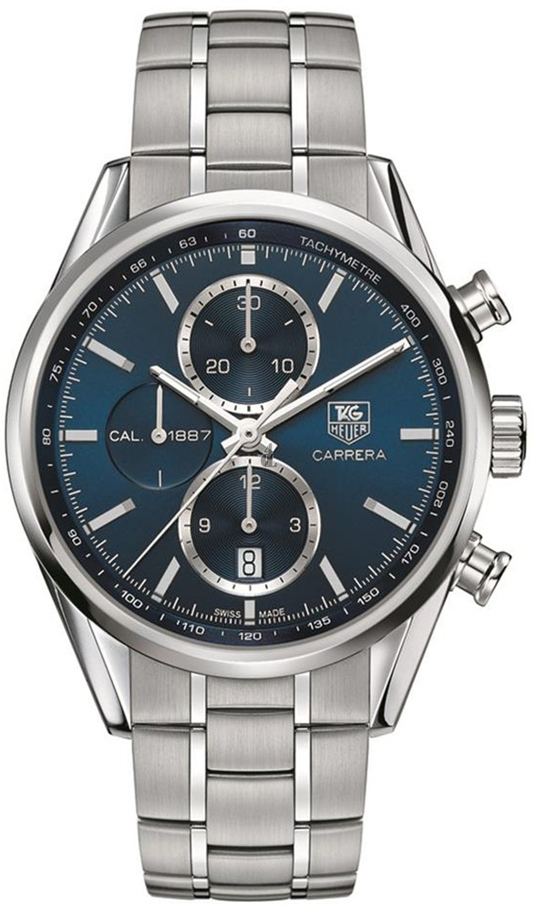 Replica TAG Heuer Carrera Calibre 1887 Automatic Chronograph CAR2115.BA0724