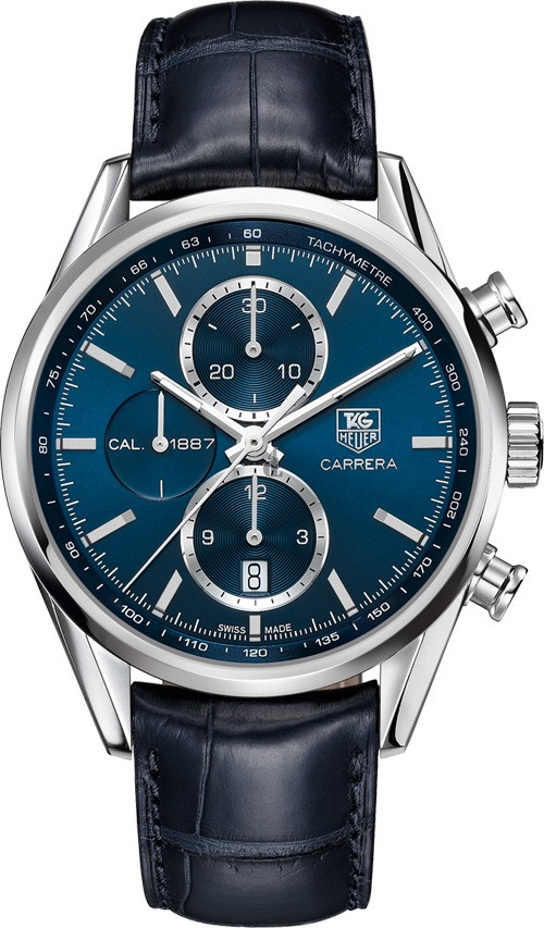 Replica Tag Heuer Carrera Calibre 1887  Automatic Chronograph 41 mm CAR2115.FC6292