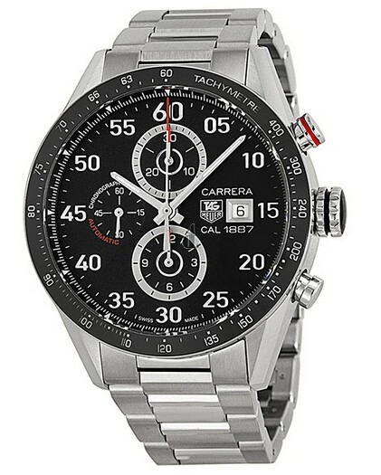 Replica TAG Heuer Carrera Calibre 1887 Chronograph CAR2A10.BA0799