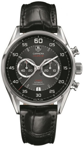 Replica Tag Heuer Carrera Calibre 36 Chronograph 43mm CAR2B10.FC6235