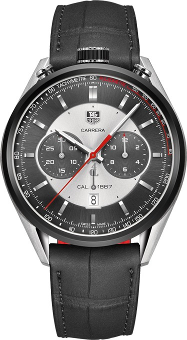 Replica Tag Heuer Carrera 1887 Automatic Chronograph Jack Heuer Edition Mens Watch CAR2C11.FC6327