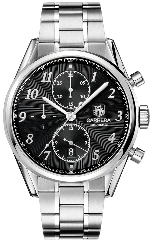 Replica Tag Heuer Carrera Calibre 16 Heritage Automatic Chronograph 41mm CAS2110.BA0730