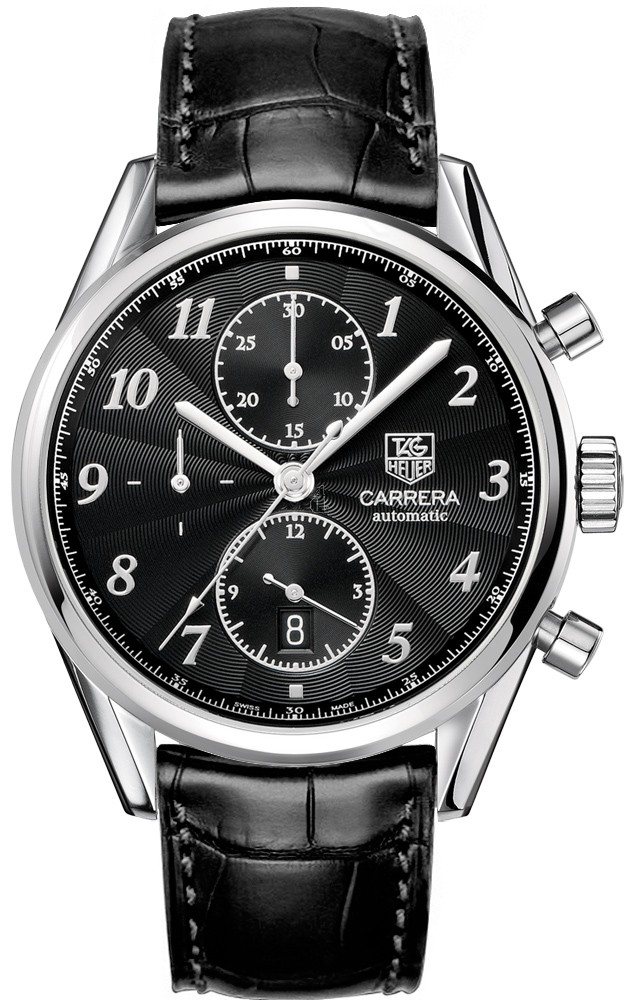 Replica Tag Heuer Carrera Calibre 16 Heritage Automatic Chronograph 41mm CAS2110.FC6266