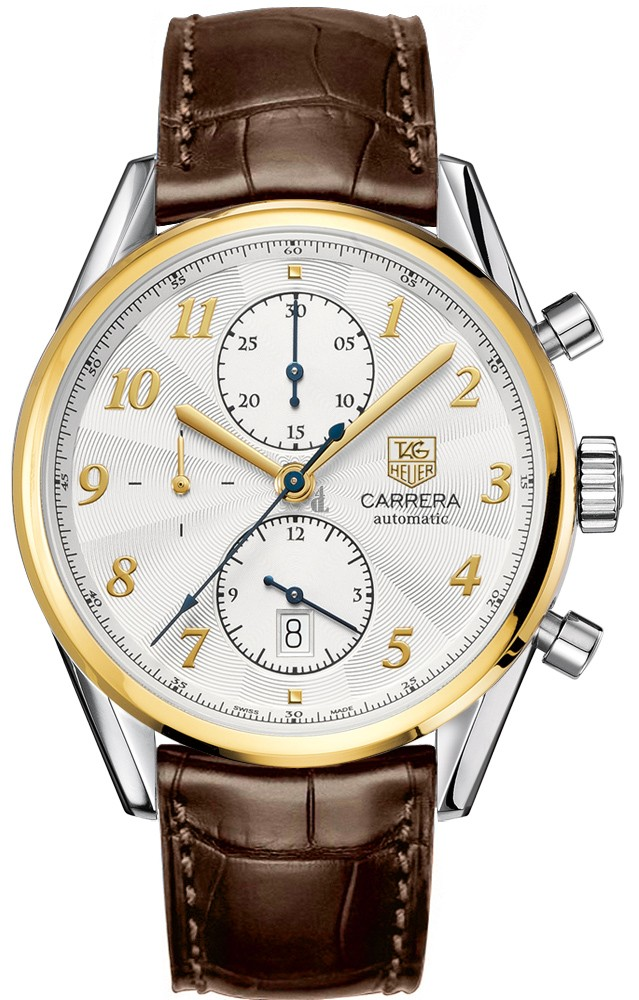 Replica Tag Heuer Carrera Caliber 16 Heritage Automatic watch CAS2150.FC6291